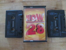 Now That's What I Call Music! 28 - UK 2 x Cassette Big Box 1994