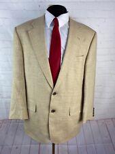 Majer Men's Beige Textured Blazer 44R $225