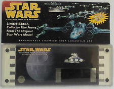 STAR WARS A NEW HOPE : DARTH VADER LIMITED EDITION COLLECTOR FILM FRAME (BY)
