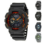 Casio G-Shock Analog & Digital Resin Strap Mens Watch