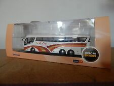 Oxford diecast: Irizar PB Bullocks Coach.1:76 00 gauge. No: 76IRZ006