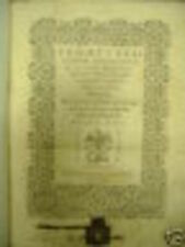 PROMTUARII ICONUM INSIGNIORUM ROUILLIUM 1578-81