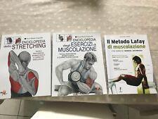 Libri palestra allenamento muscolazione stretching senza pesi body building