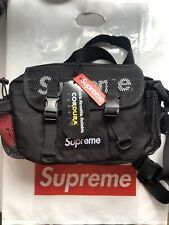 Supreme Waist Bag SS20 Black