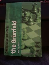 Chess Developments : The Grunfeld by David Vigorito (2013, Paperback)