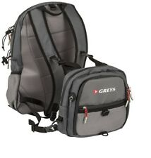 Greys NEW Chest / Back Pack - Fly / Lure Bag - 1436374