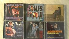 6 CD JAMES BROWN JUNGLE GROOVE GODFATHER OF SOUL LIVE FUNKY GOODTIME LOT STOCK