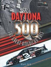 The Daytona 500 : The Great American Race by Duane Falk (2002, Hardcover)