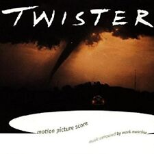 Mark Mancina - Twister - Atlantic / RARE CD!