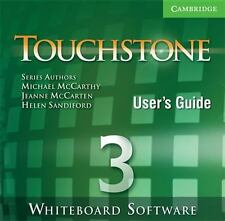 Touchstone Whiteboard Software 3 Single Classroom by Michael McCarthy (2009,...