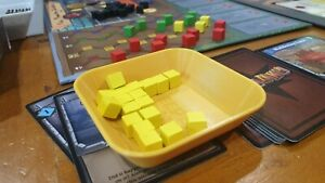 Stackable board game token Meeple Trays