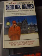 """THE NEW ADVENTURES OF SHERLOCK HOLMES"" Stephen King. 1st Printing"