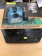 Drill Doctor Drill Bit Sharpener Sharpening Tool DD500X 500 Tradesman