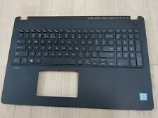 GOOD Dell Latitude 3580 palmrest 04F7R4 4F7R4 cover case + US-layout keyboard!!