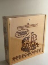 Thomas & Friend Classic Puzzle Collection Wood Floor Puzzle.
