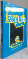 1989 I Cambridge English Corsa 2 DELLO STUDENTE Libro M. SWAN IN8 Illustre Tbe