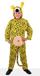 Marsipilamo Marsu Pilamo,Marsupilamo Kinder Kostüm , 104,116,128,140,152,164,170