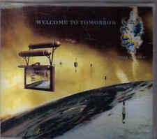 Snap-Welcome To Tomorrow cd maxi single