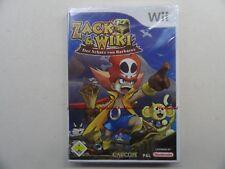 ZACK & WIKI Der Schatz von Barbaros (Wii-Wii U)  NEU OVP DEUTSCH***