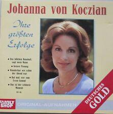 JOHANNA VON KOCZIAN - IHRE GROSSTEN ERFOLGE  - CD