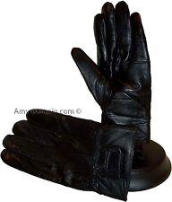 Men's leather gloves, (XXL) Black Unbranded winter gloves lined warm gloves BNWT