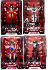 WWE Figures - Entrance Greats - Mattel - Brand New - Sealed