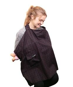 Knuddelstuff 'Bedford' Privacy Nursing Breastfeeding Cover Up Apron Blanket