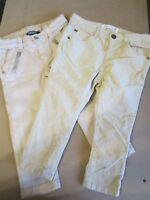 DKNY & Baby ZARA Girl Trousers, Size: 18-24 Months