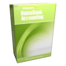 HOMEBANK ACCOUNTING MANAGE PERSONAL MONEY FINANCE SOFTWARE PC PROGRAM