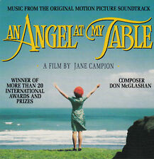An Angel At My Table-1990- Soundtrack-DRG-15 Track-CD