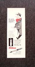 L810- Advertising Pubblicità -1960- PELIKAN PENNINO LIBERO