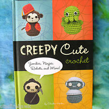 Creepy Cute Crochet by Christen Haden (2008, Hardcover)