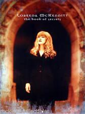 Loreena McKennitt Original 1997 Original Promo Poster