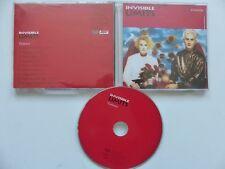 CD ALBUM INVISIBLE LIMITS Violence SPV 085 92822 CD