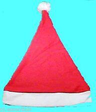 Christmas Xmas Santa Claus Hat Cap - BRAND NEW