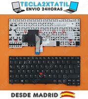 TECLADO PARA PORTATIL Lenovo Thinkpad T450s (20BW) ESPAÑOL
