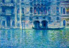Monet cod 21 Poster cm 70x100 Stampa Glicée Papi, Papi Arte