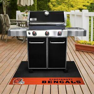Cincinnati Bengals Grill Mat Tailgate Accessory
