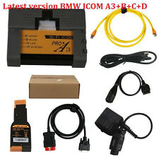 BMW ICOM A3+B+C+D Professional Diagnostic Tool Hardware 1.40 with WIFI Adapter