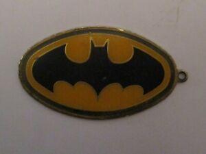 RARE VINTAGE 1964 D.C. COMICS ORIGINAL BATMAN KEY CHAIN FOB ~ VERY C@@L ~