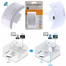 Ripetitore Wifi 300Mbps.Amplificatore segnale router wireless range extender 300