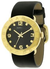 Marc Jacobs AMY Leather Ladies Watch MBM1154
