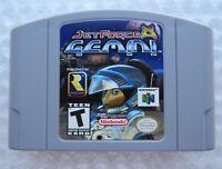 *GREAT* Jet Force Gemini Nintendo 64 N64 Video Game Retro Super Fun FPS Shooter