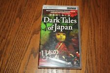 Dark Tales of Japan PSP UMD Brand New