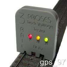 HO Scale - Proses VT 002 - 3 Rail Track Voltage Tester for Marklin as well - New