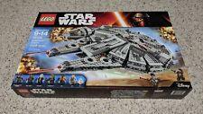 LEGO Star Wars Millennium Falcon 75105 New Sealed Retired