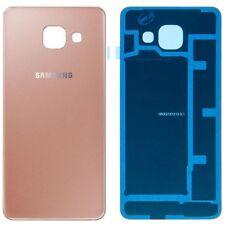 Vitre Arriere Samsung Galaxy A 3 ( 2016 ) - A 310 F - Rose