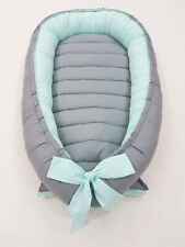 FREE SHIPPING Baby nest - newborn lounger - portable crib