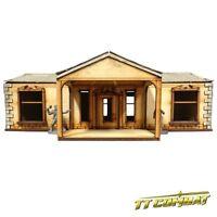 TTCombat - DCS079 - City Scenics - Suburban House C, great for Walking Dead