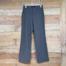 Gap Classic Fit Stretch Dress Pants Womens Size 4 Gray TS11